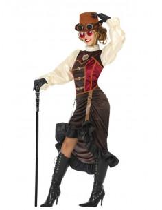Disfraz Steampunk para mujer
