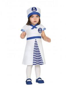 Disfraz marinera bebe