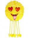 Pinata de Emoji amoureux