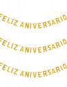 Guirlande Feliz Aniversario