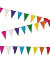 Guirlande fanions papier 50m