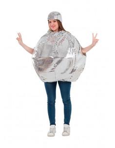 Déguisement boule miroir Disco
