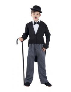 Disfraz Charles Chaplin infantil