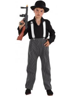 Déguisement de gangster garçon