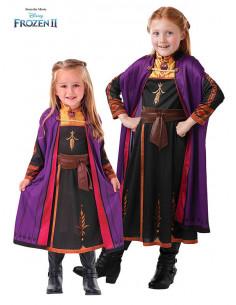 Déguisement Anna La reine des neiges 2 fille