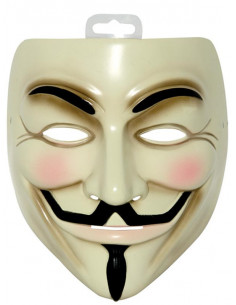 Masque de V for Vendetta Luxe