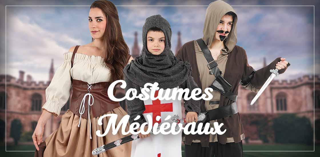 Déguisements Medieval