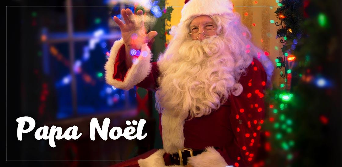 Déguisements de Papa Noël