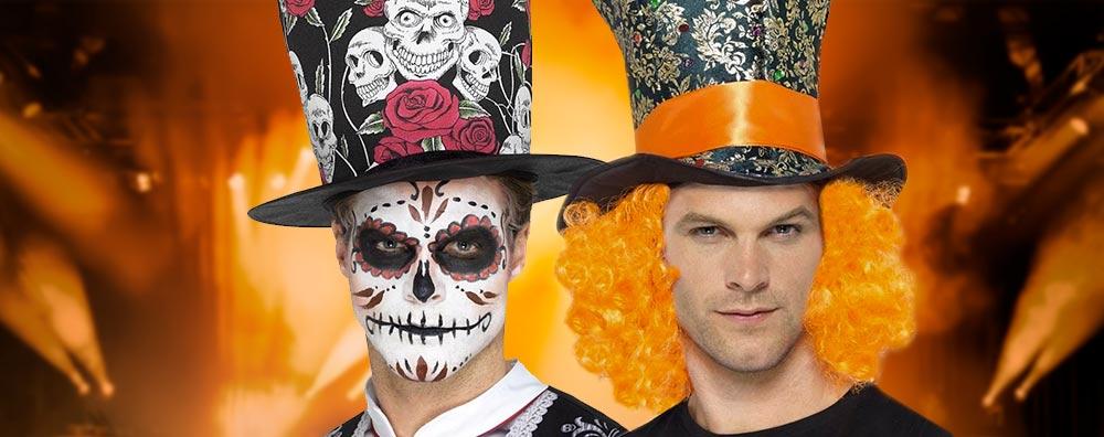 Chapeaux pour déguisements