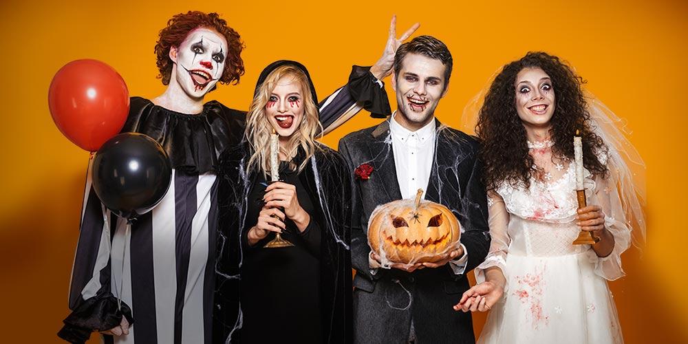 Déguisements de Halloween