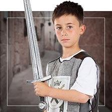Epées médiévaux déguisements