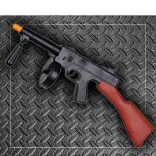 Pistolets et Mitraillettes