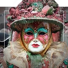 Masques en plastique