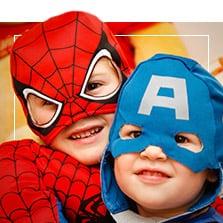 Masques superheros