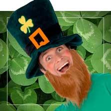 Déguisement Saint-Patrick