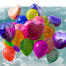 Bonbonne Helium