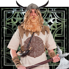 Costumes de Viking