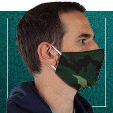 Masques en tissu Adulte